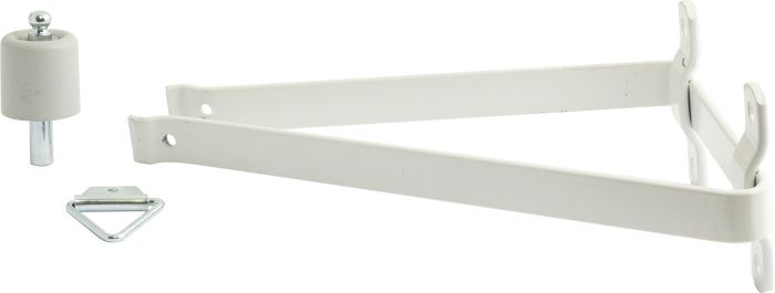 Kolmiovaste Habo 2650 Valkoinen