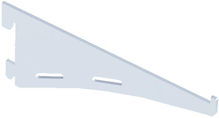 Kannatin Design Harmaa Alumiini 30 cm