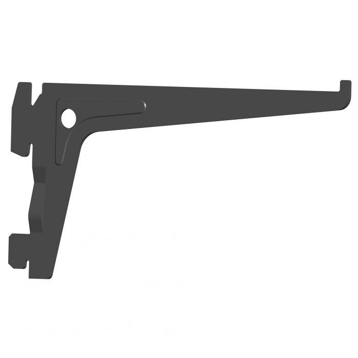 Kannatin Element System V-single S-50 Musta 15 cm