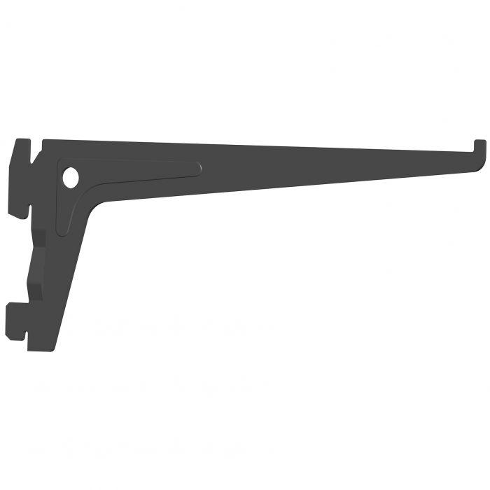 Kannatin Element System V-single S-50 Musta 20 cm