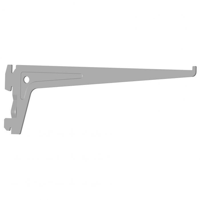 Kannatin Element System V-single S-50 Harmaa Alumiini 25 cm