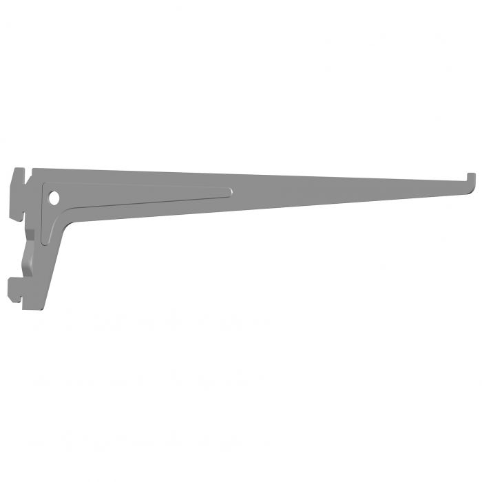 Kannatin Element System V-single S-50 Harmaa Alumiini 30 cm