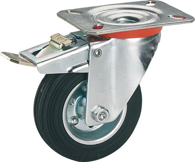 Ohjausrulla Stabilit 125 x 37 mm, max. 100 kg