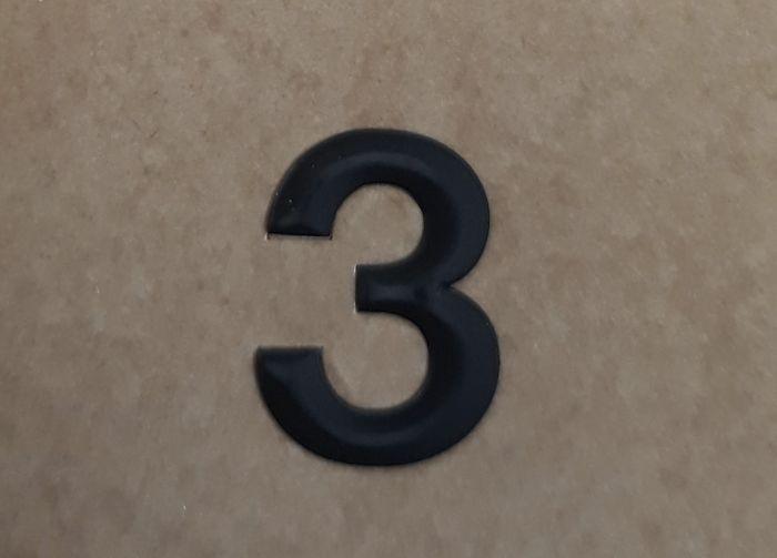 Numero Wichelhaus HartPlastic Musta 15 mm 3