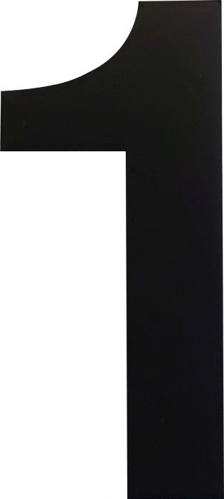 Numero Wichelhaus HartPlastic Musta 50 mm 1