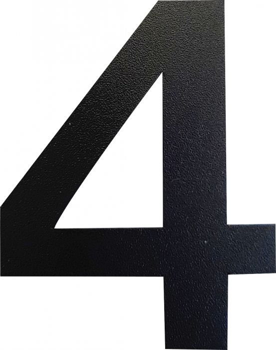 Numero Wichelhaus HartPlastic Musta 50 mm 4