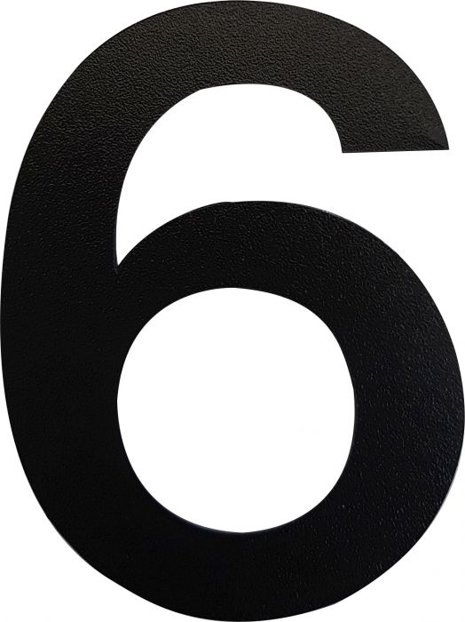 Numero Wichelhaus HartPlastic Musta 50 mm 6
