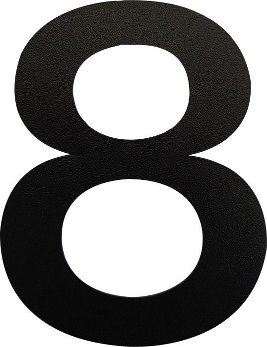 Numero Wichelhaus HartPlastic Musta 50 mm 8