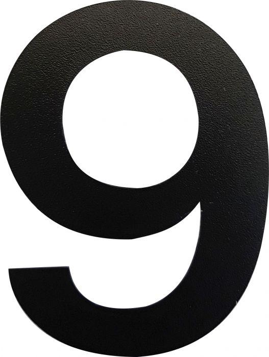 Numero Wichelhaus HartPlastic Musta 50 mm 9