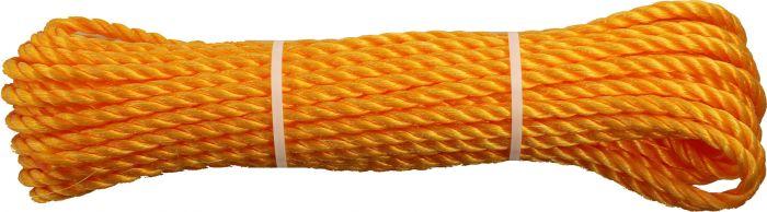 PP-Köysi Stabilit 8 mm 20 m Oranssi