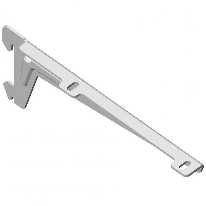 Kulmakannatin Element System Clip Valkoinen 18 cm