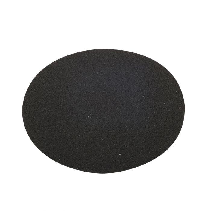 Liukuestetassu Stabilit Musta 60 mm