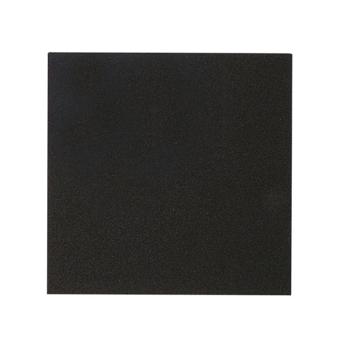 Liukuestetassu Stabilit Musta 100 x 100 mm