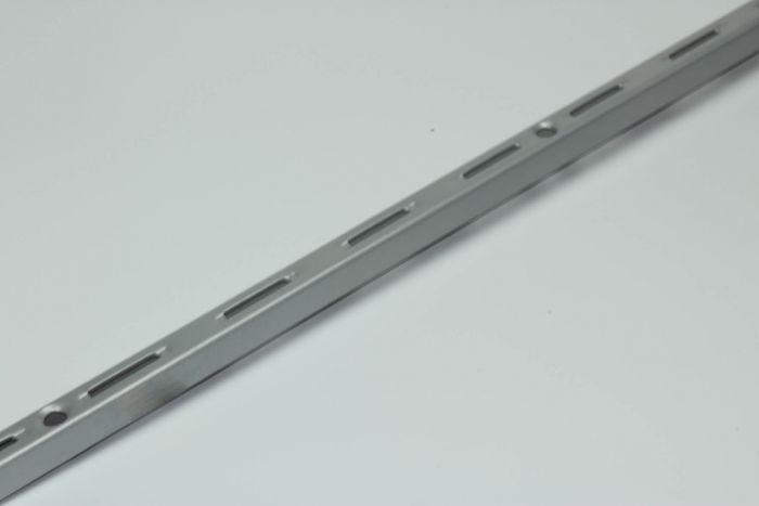 Seinäkisko alumiini harmaa 150 cm