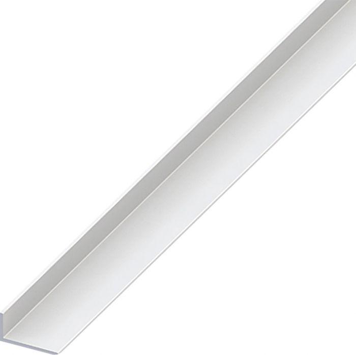 L-kulmaprofiili Valkoinen 40 x 10 x 1000 mm