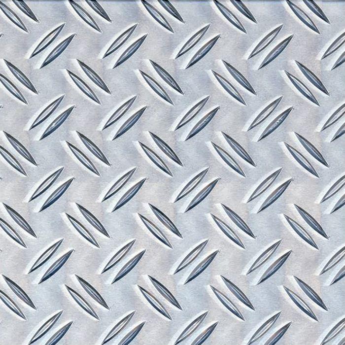 Turkkilevy Kantoflex Alumiini 1,5 x 250 x 500 mm