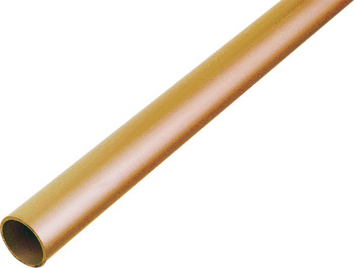 Putki Kantoflex Messinki 4 x 0,5 x 1000 mm