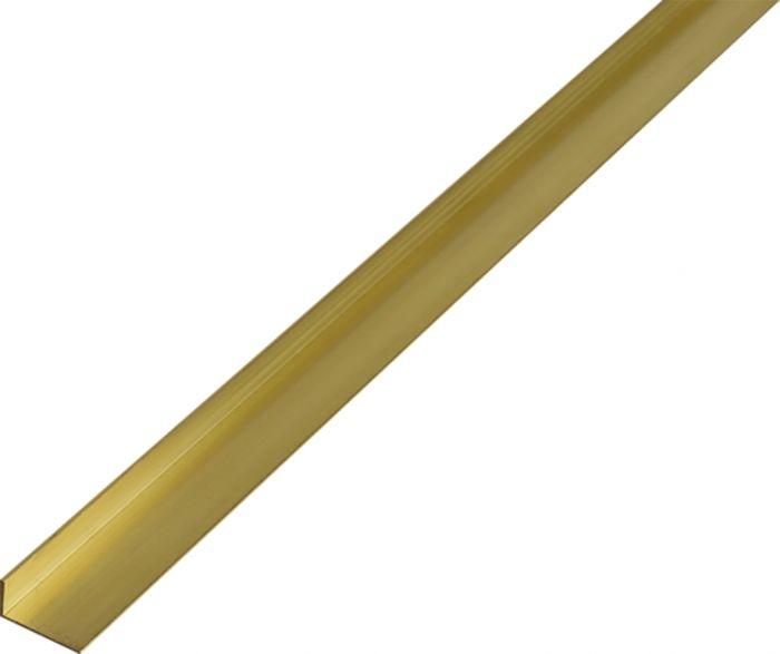 L-kulmaprofiili Messinki 20 x 15 x 1000 mm