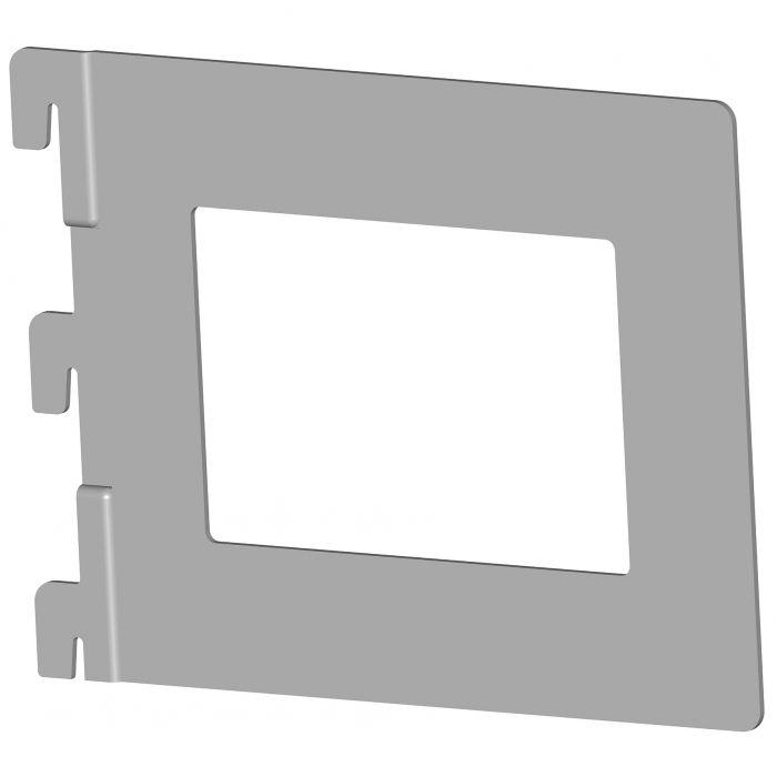 Kirjatuki Element System Valkoinen 118 x 143 mm