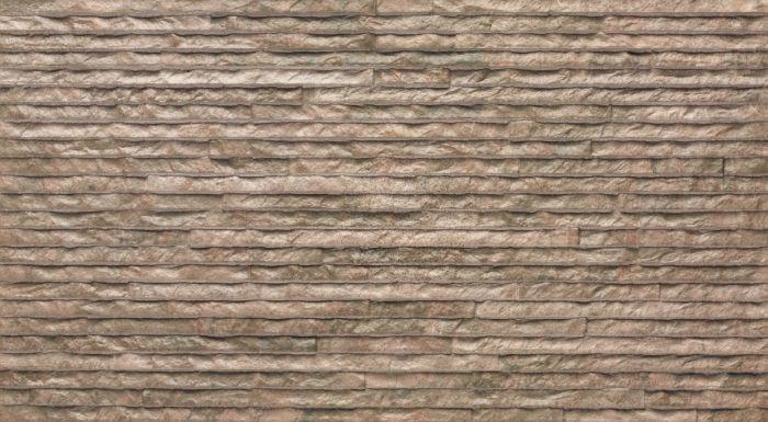 Seinälaatta Strip 31,5 x 56,5 cm Ruskea