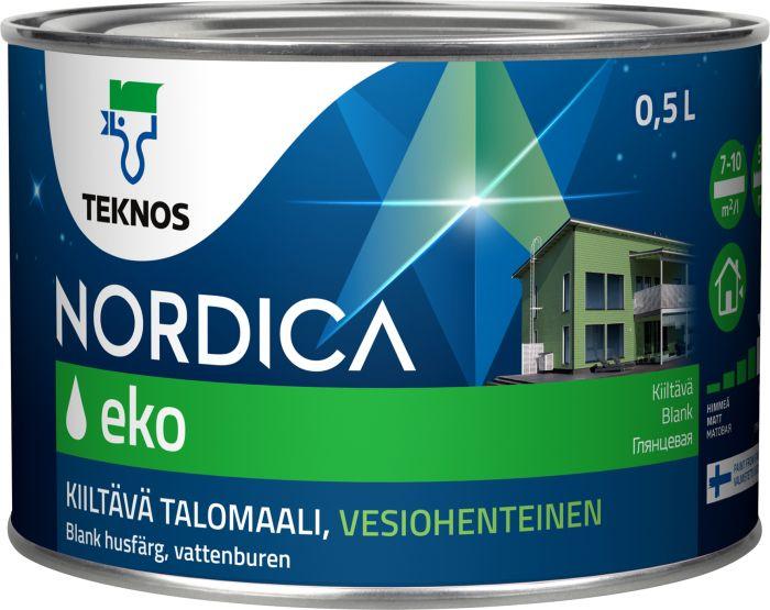 Talomaali Teknos Nordica Eko