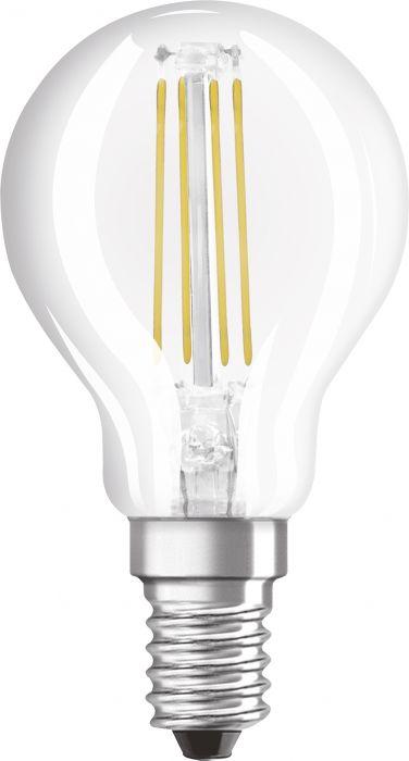 LED-vakiolamppu Voltolux Filamentti 4 W E14