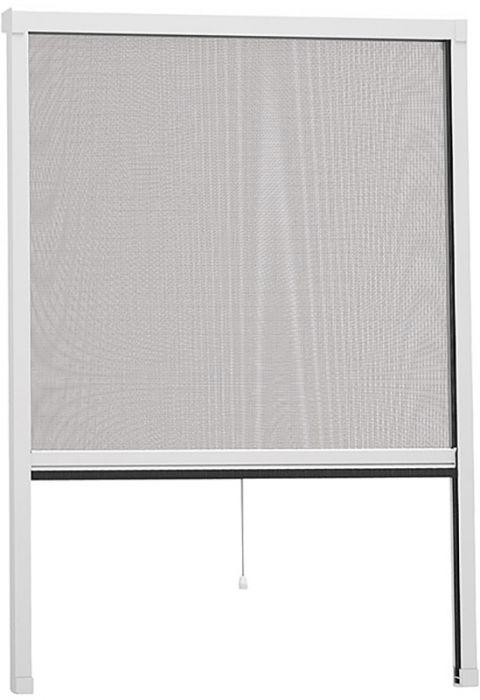 Hyönteisrullakaihdin Easy Life 120 x 170 cm Valkoinen
