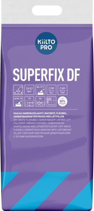 Saneerauslaasti Kiilto Superfix DF 15 kg