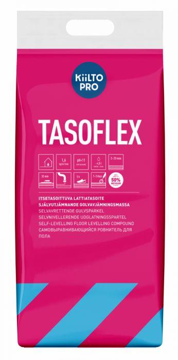 Lattiatasoite Kiilto Tasoflex 20 kg