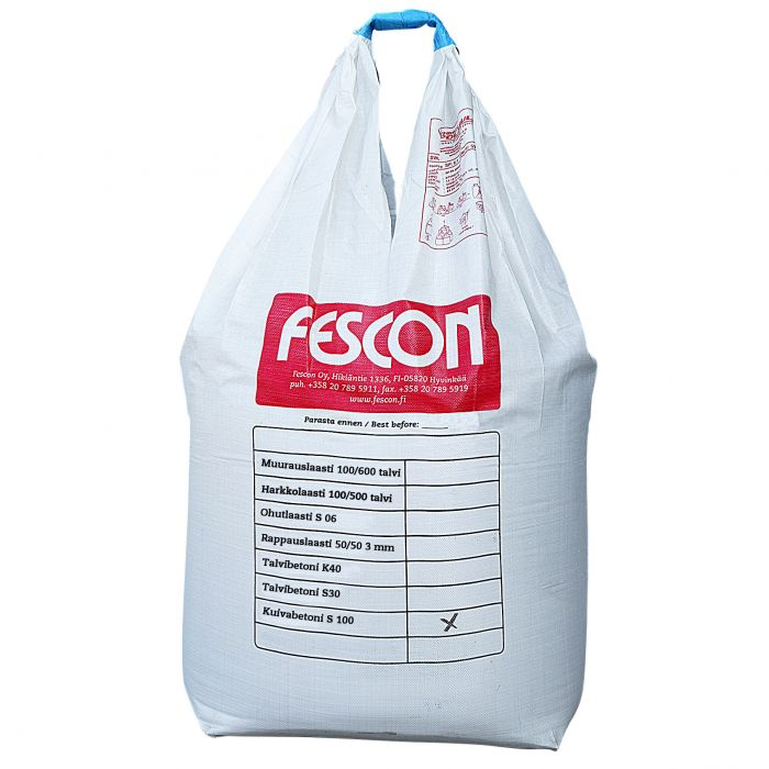 Kuivabetoni Fescon S 100 1000 kg