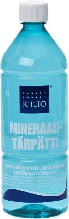 Mineraalitärpätti Kiilto 1 l