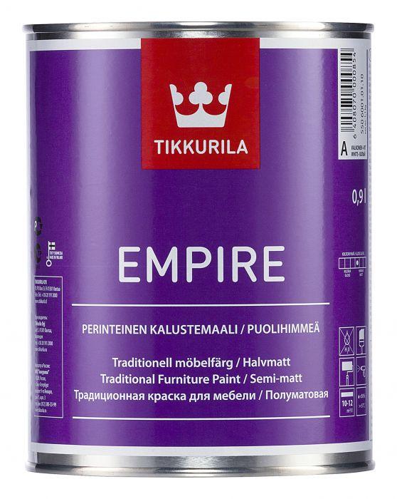 Kalustemaali Tikkurila Empire