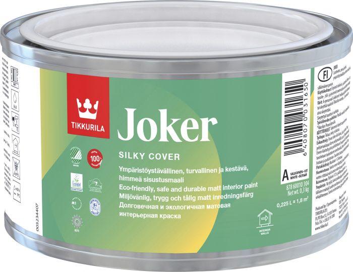 Sisämaali Tikkurila Joker