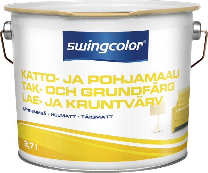 Katto- ja pohjamaali swingcolor 3