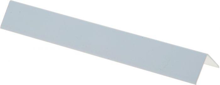 Kulmalista Maler 20 x 20 x 2700 mm PVC valkoinen