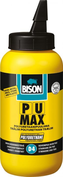 Puuliima Bison PU Timber MAX 750 ml