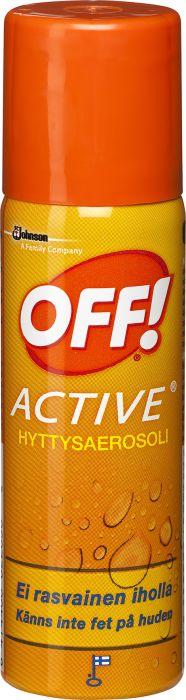 Hyttysaerosoli OFF! 65 ml