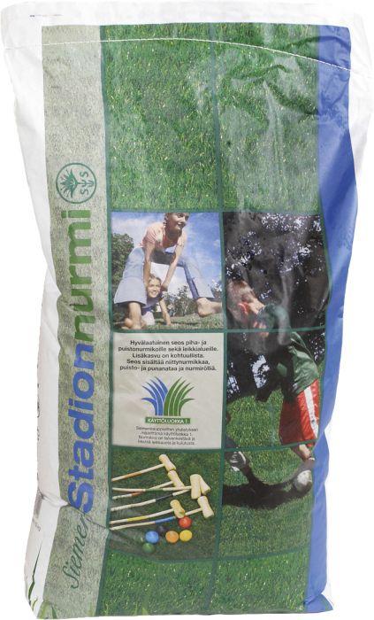Stadionnurmi-nurmikkosiemenseos Siemen 10 kg