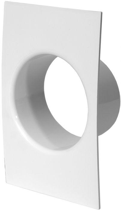 Sovitin Europlast Valkoinen ⌀125 mm