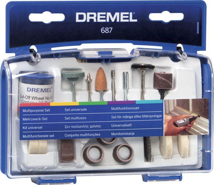 Monikäyttösarja Dremel 687