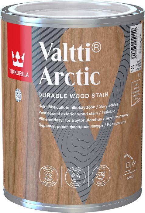 Helmiäiskuullote Tikkurila Valtti Arctic