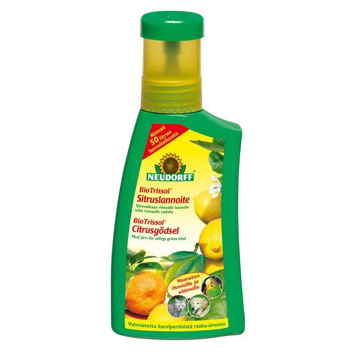 Sitruslannoite Neudorff Bio Trissol 250 ml