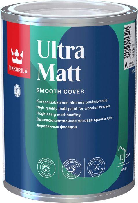 Talomaali Tikkurila Ultra Matt