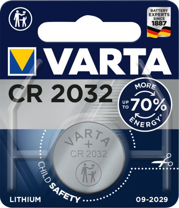 Erikoisparisto Varta Professional Lithium CR2032