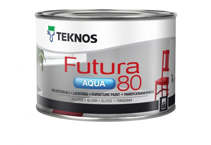 Kalustemaali Teknos Futura Aqua 80