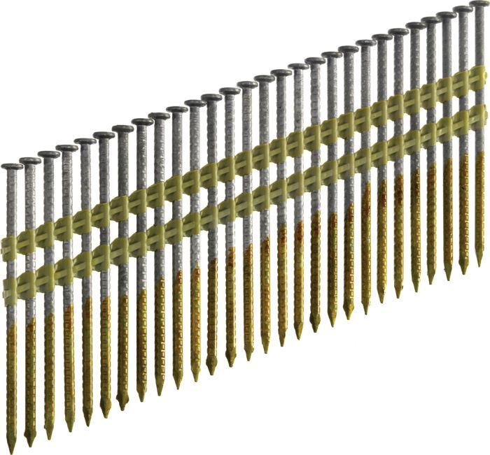 Täyskantanaula Senco Kuumasinkitty 90 x 3,1 mm 2000 kpl