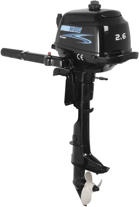 Perämoottori Seaking F2,6 hv BMS