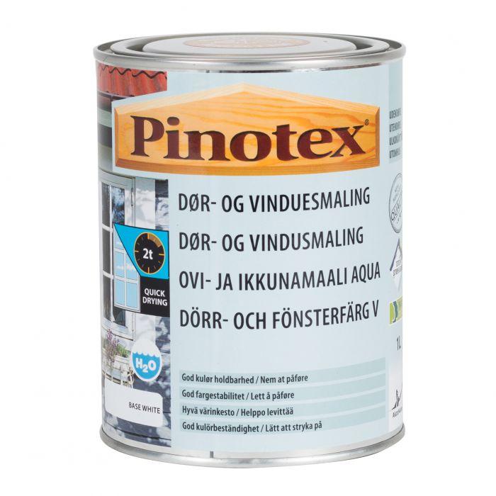 Ovi- ja Ikkunamaali Pinotex  Aqua