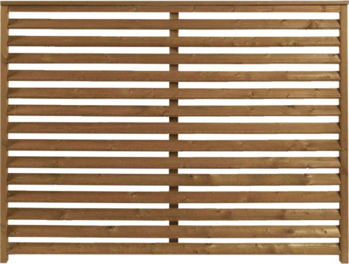 Aitaelementti Funkis ruskea 160 x 120 cm