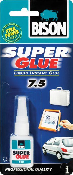 Pikaliima Bison Super Glue Professional 7,5 ml